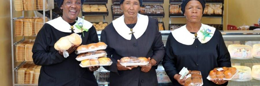 """Фурна на Южноафриканската асоциация на слепите """"Тусано"""""""