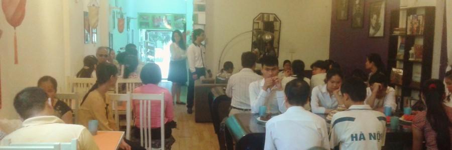 """""""Магарешко"""" бизнес обучение за незрящи във Виетнам"""